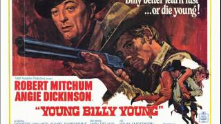Young Billy Young includes reprise - Sung by the great Robert Mitchum