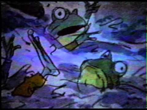 Hunt The Froglets