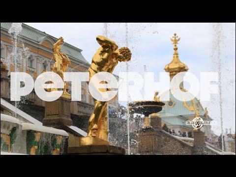 Peterhof, el Versalles de Rusia | Rusia #4