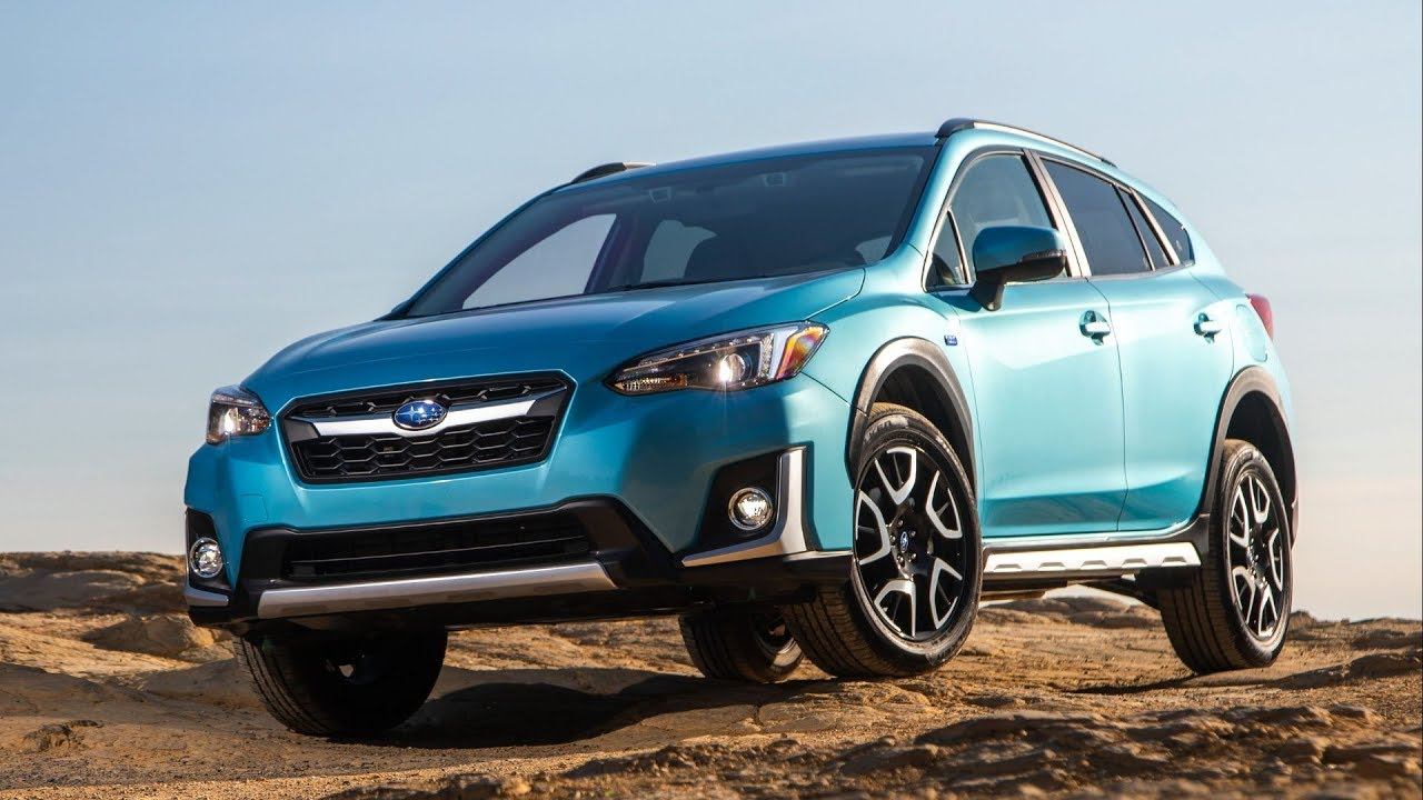 Subaru Crosstrek Hybrid 2019 Car Review