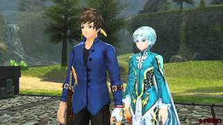 Tales Of Zestiria - English Walkthrough - Part 3 - Lady Lake, the Aquapolis - Boss: Lunarre 2
