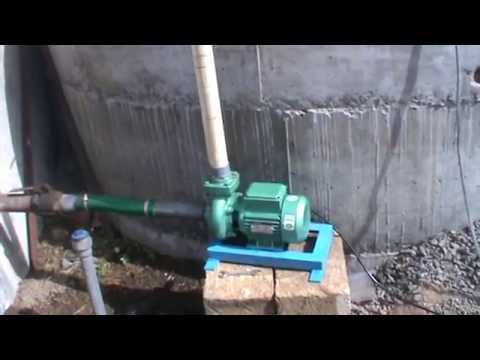 1 Hp Solar Water Pump Youtube