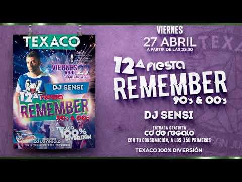 Sesión Cantaditas Remember 90s - 2000 by SenSi - 12 Fiesta Remember Texaco