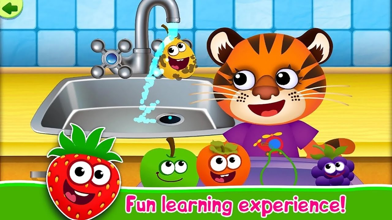15 Learning Games For Kid Full Education Android İos Free