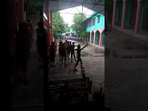 NCC{INDIA} prade in lotus Academy Doom dooma