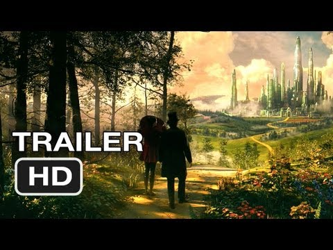 Oz the Great and Powerful Official Trailer (2013) Sam Raimi