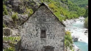 Albanien 2013 Albania 2013 Alpentäler Mehrtagestour Vermosh - offroad Abenteuer