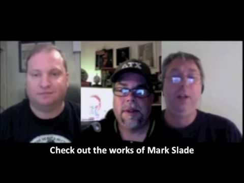 Monster Men Ep. 71: Talking Horror with Mark Slade, Author of Electric Funeral