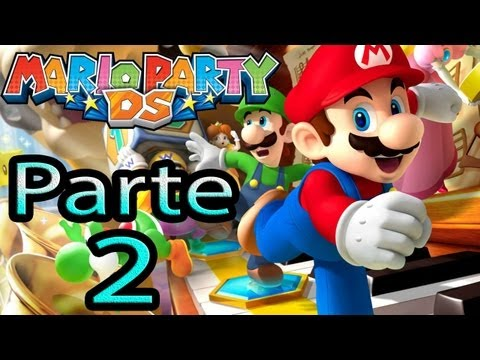 Let's Play : Mario Party DS - Parte 2