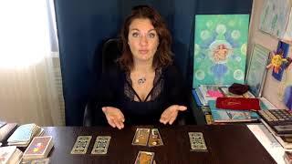 Расклады на Таро. Урок по деньгам. Мастерская Таро Сознание.