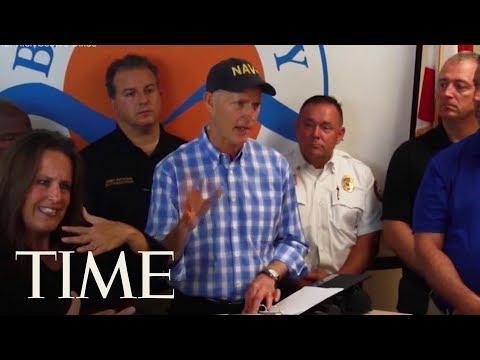 Florida Governor Rick Scott Warns That Hurricane Michael Will Be Life-Threatening   TIME