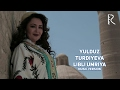 Yulduz Turdiyeva Libli Umriya Юлдуз Турдиева Либли умрия Music Version mp3