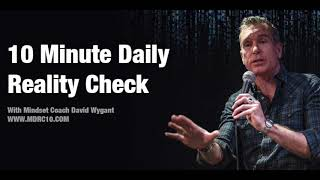 Daily Reality Check #540: The Recipe for Courageous (with Guest Larry Michael)