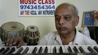 "Ondomme Node Nanna Geeta""ANJANEE PUTRA""kannada KEYBOARD Instrumental Music"