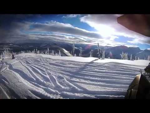 STV 2015 Episode 8. Great Canadian Snowmobile Tours