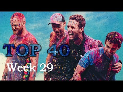 THE TOP 40 | Week 29, 2017