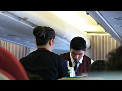 Jet Airways Full Flight Experience: 9W69 Bangkok to Mumbai