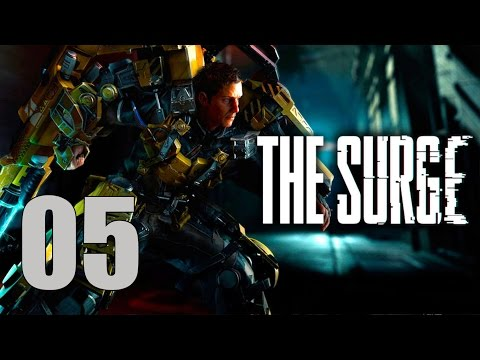 The Surge - Let's Play Part 5: Central Production