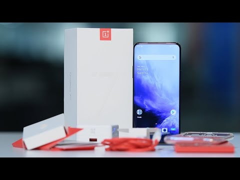 OnePlus 7 Pro launched in India: Unboxing the latest premium flagship phone