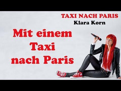 Taxi nach Paris - Klara Korn (Lyric Video)