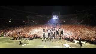 Kiss - All For The Love Of Rock And Roll - Live @ Buenos Aires - 2012
