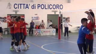 03-07-2014: tdrvolley2014 - Il punto finale del 3o posto della Puglia