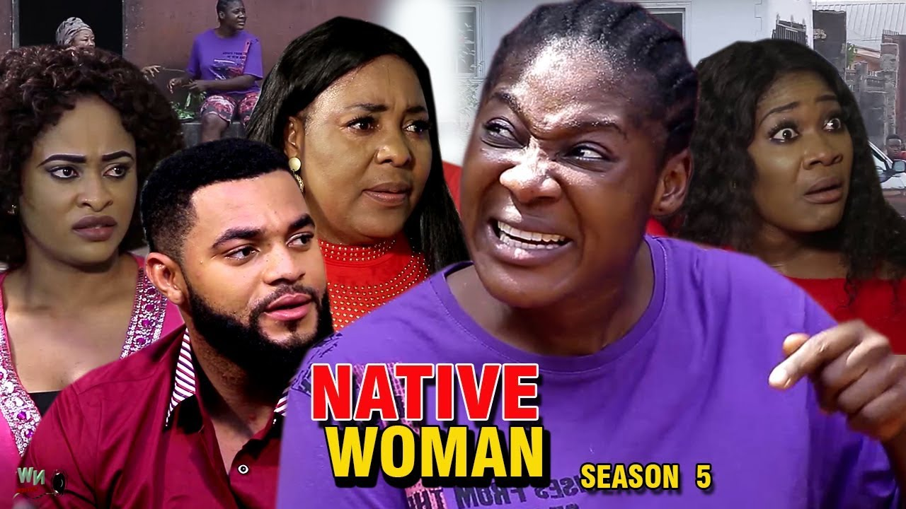 Download NATIVE WOMAN PART 5 - Best Of Mercy Johnson New Movie 2019 Full HD (Nollywoodpicturestv)