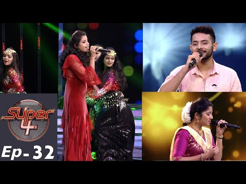Mazhavil Manorama Super 4 Episode 32