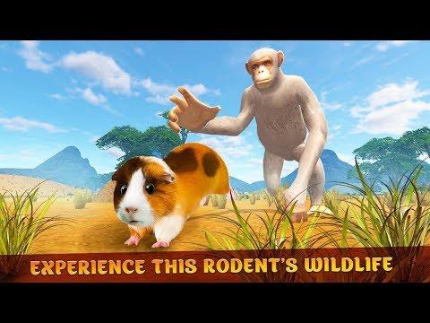 Wild Guinea Pig Life Survival Simulator 3D-By Animals Wildlife Studio