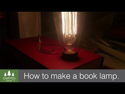 Book Light || How To