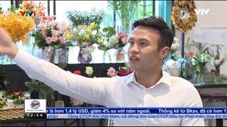 Shark Khoa nói về hành trình với những cánh hoa | VTV24