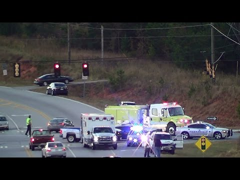 Traffic Accident & Life Flight Response 11 2 2014