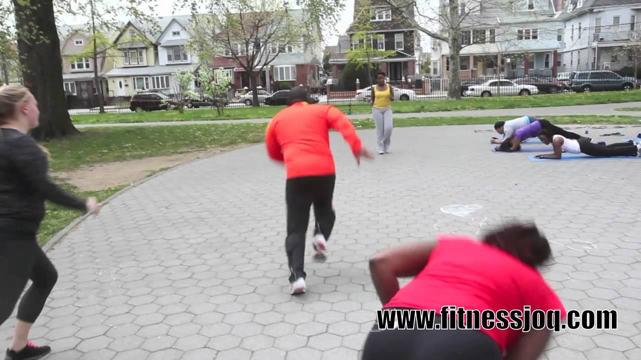 Brooklyn NY Boxing Classes At Amersfort Park