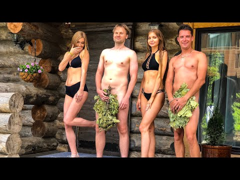 Finns flock to a free outdoor public sauna from YouTube · Duration:  2 minutes 51 seconds