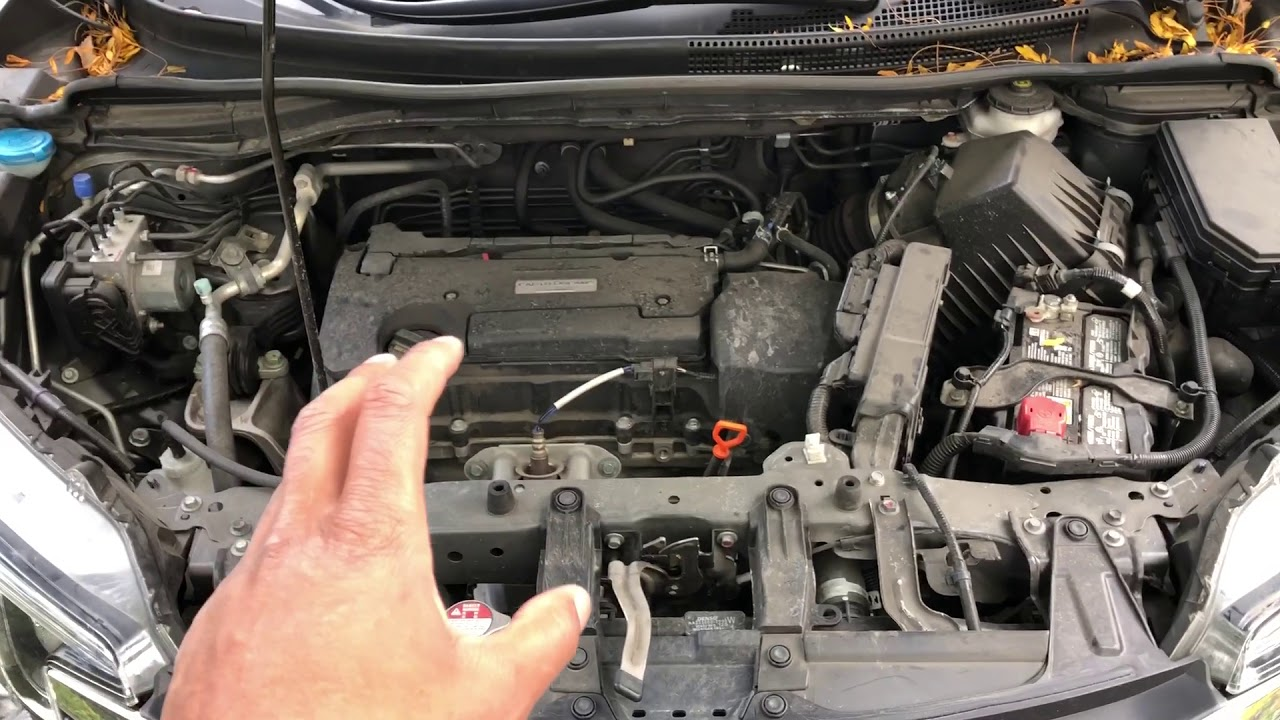 Fuse Location In Honda Cr-v - Where To Find