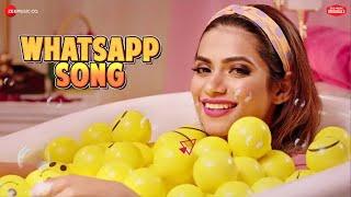 Download Whatsapp Song - Nagma Mirajkar, Sunny Chopra| Asees & Deedar |Sunny Inder|Kumaar|Zee Music Originals Mp3 and Videos