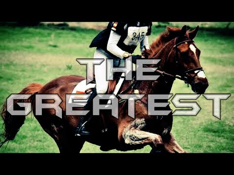 The Greatest || Equine Cross Country Music Video ||
