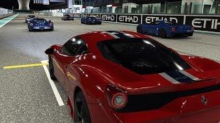 FORZA 6 APEX BETA - Gameplay de Ferrari 458 e Peugeot 908 no PC!