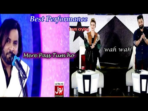 qadeer-khan_-best-new-song_-cover-_mere-pass-tum-ho._ost.-pakistan-star_-top-9-episode--2020