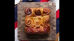 Red White and Blue Berry Rolls
