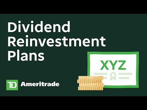 Dividend Reinvestment Plan | Simple Steps For A Retirement Portfolio Course