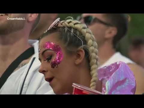 Avicii - Kaleidoscope Orchestra Tribute   Creamfields UK 2018