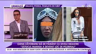 """Oana Zăvoranu dă de pământ cu divele noastre, """"mocangistele"""""""