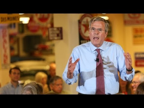 Bush: Asian people abuse of birthright citizenship