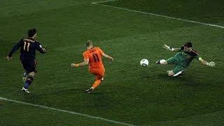 Spain vs Netherlands World Cup 2010 Documentary