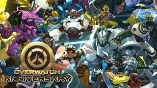 Overwatch Anniversary - Year in Review Trailer