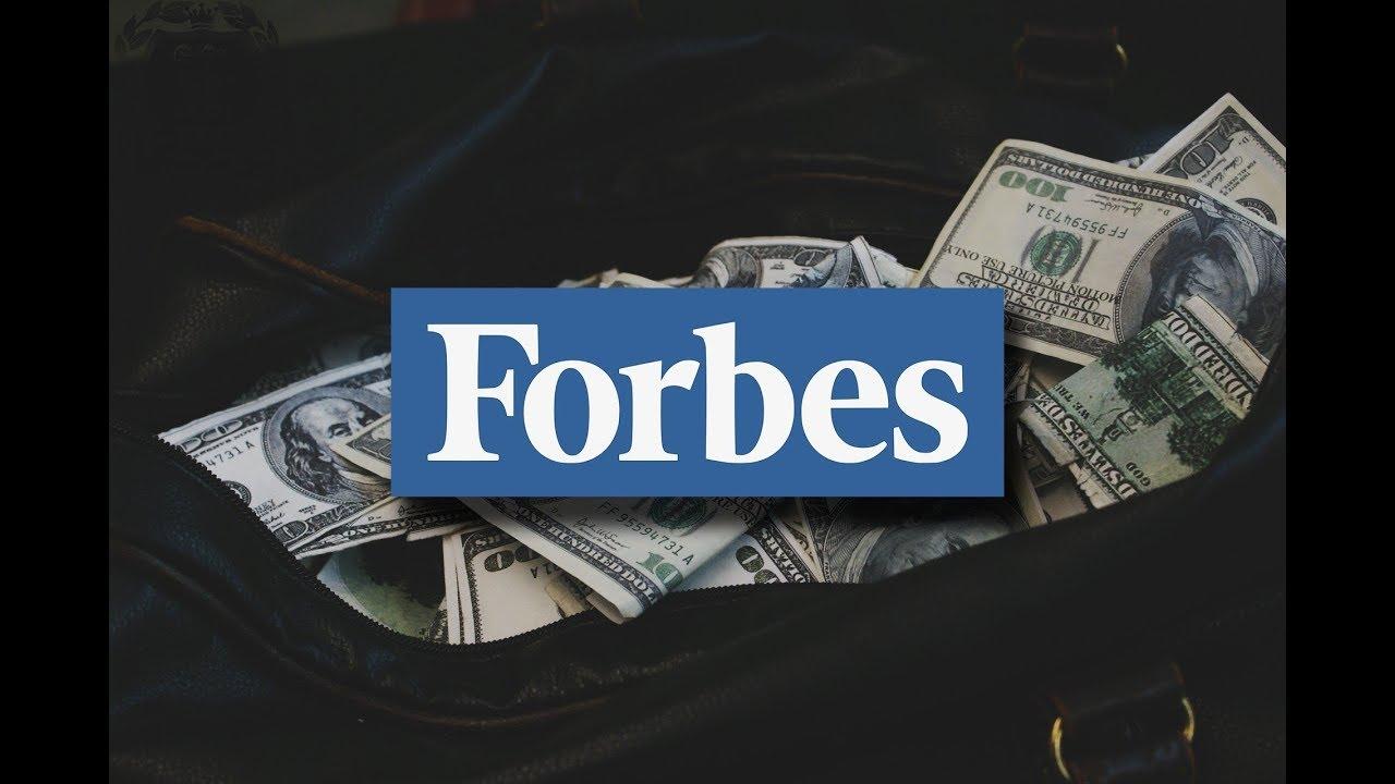 Las nuevas caras en la lista Forbes 2019