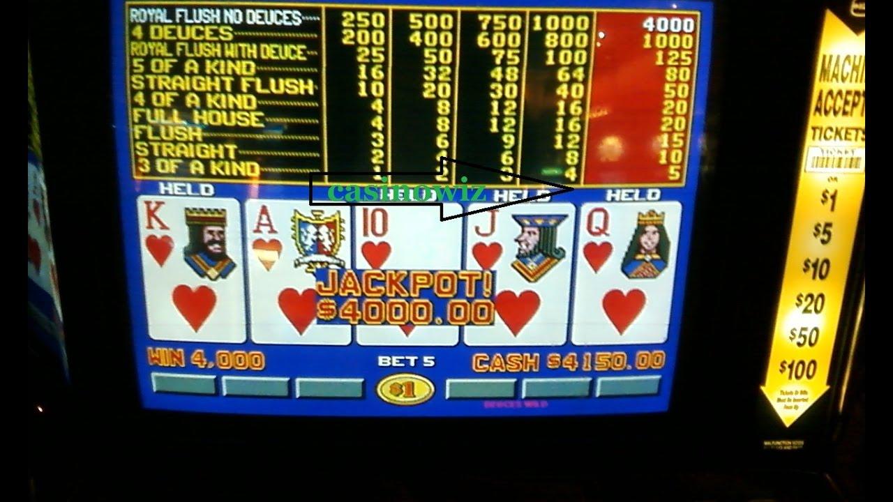 Casino deuces poker recommended wild casino hotel uk