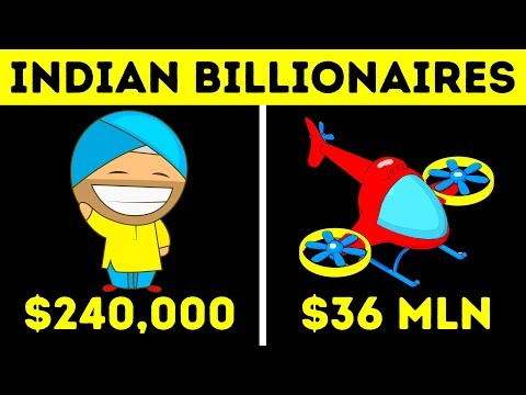 VIDEO: 11 Strange Things Indian Billionaires Bought Once