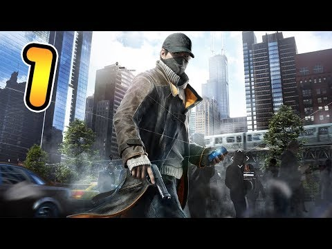 JADI MBAHNYA HACKER!! (1) Watch Dogs Bahasa Indonesia